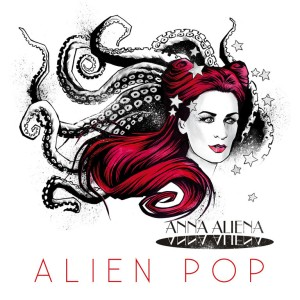 "Cover ""Alien Pop"""