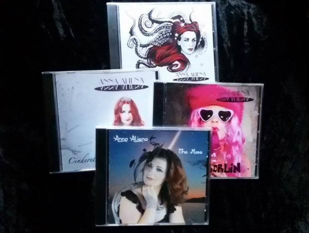 Available CDs from Anna Aliena