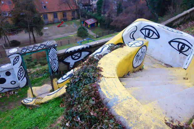Zagreb art park