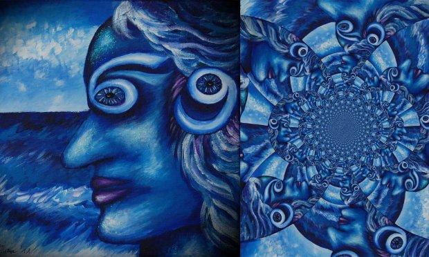 Anna Aliena Numbergirl artwork